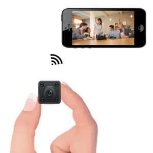 camara espia controlada por movil: Disponible…