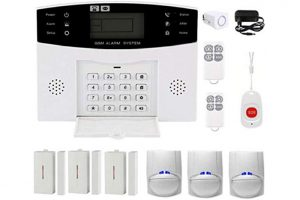 🥇Alarma wifi para el hogar –…